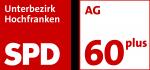 60plus Hochfranken Logo